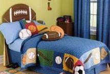 mason and noahs bedroom ideas / by Debbie Sirois