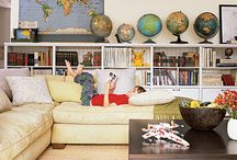 Bonus room ideas / by Danielle Wright