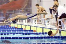 swimming contest