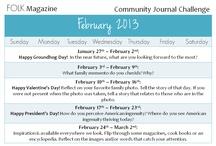 Journalling - Prompts