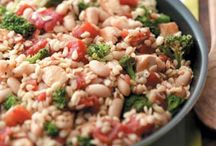 Light and Tasty Fare / Recipes that are good for you and are less than 400 calories per serving.