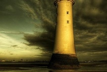 Lighthouses / by Gerry Monroe