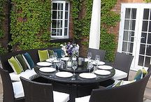 Garden Furniture / Garden Furniture suitable for a tropical garden
