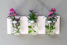 Flowers at Home / Kann man jemals zu viele Blumen haben? Nein! Ich zeige euch die schönsten Dekorationen mit Pflanzen und Blüten.