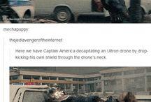 Steve Rogers - Captain America - Chris Evans