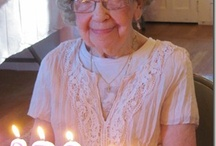 103 Year Old / by Linda @ Crafts a la mode