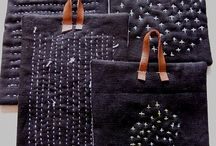 Sashiko stitching / Quilts / by Tienda Kyoko