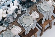 Стол посуда