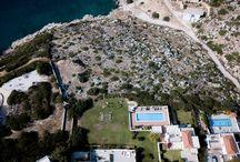 Private villa wedding in Crete