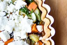Vegetable Based Main Dishes