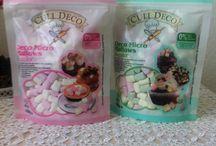 Yummyness! / Mini marshmallows, bij de Action voor maar €0,69! ❤️