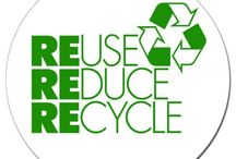 Reduce Reuse Recycle / The 3R's of Waste Management