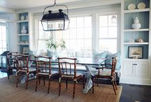Dinning rooms / by Danielle Safratowich