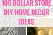 Apartment Decor DIY's