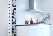 Wijnpaal Wijnmeubel Wijnrek Design Interieur