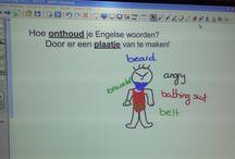 Engels in school