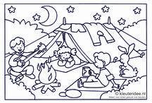 vakantie (camping)