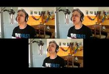 Beatle vocals - I just like this guy! / by Joan Gray