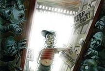 Creepy Comics / Creepy, Scary, Spooky stuff from comics and other sources