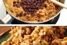 Stove top special cookies / Cookies