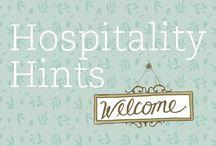 Hospitality Hints / by LifeWayWomen