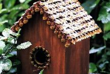 Garden Birdhouses