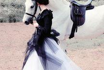 Steam punk+Victorian Wedding