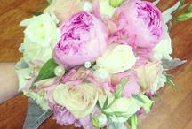 Wedding flowers Blush Pink