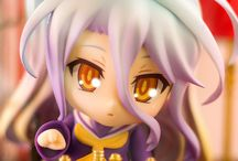 Nendoroid / Some of them I don't know the show or where the came from