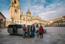 Guided Tours Galicia. / Tour guides for Compostela, Finisterre, Ribeira Sacra and much more in Galicia.
