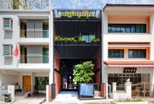 Take a Look Around / Facades+Fachadas / by Clara Sanz