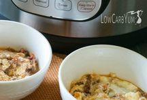Instant pot-low carb