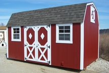 Sheds by Classic Buildings - Featuring MiraTEC Trim / Learn more about Classic Buildings by visiting their Facebook Page: https://www.facebook.com/ClassicBuildings