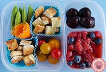 L'il Lunches. / Lunch ideas for the kids.