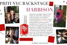 Fashion Week in New York, London & Paris / by Priti NYC
