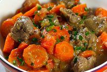 Bœuf au carottes
