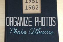 Organising photos