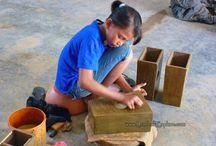 Lombok Handcraft / Traditional handcraft in Lombok Island.