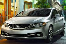 HONDA / Honda is a very famous Japan`s brand car in the world. / by Priceprice.com