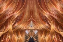 Păr roșcat