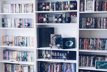 beauty of bookshelves