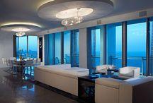 Modern Apartments - Design & Decorating Ideas / Modern Apartment Ideas & Inspiration