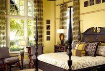 Bedrooms: exotic