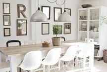 Cuisine / salle à manger