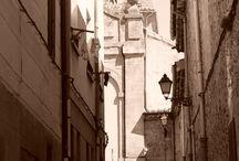 IGLESIAS, ERMITAS Y CONVENTOS DE SORIA / Por su interés excepcional San Juan del Duero,la Concatedral de San Pedro, Santo Domingo y San Juan de Rabaneda tendran sus propios tableros.