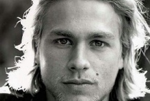 Charlie Hunnam / Enjoy my board Charlie Hunnam. If you are pinning me, please FOLLOW me. Also be respectful on amount pinning.  Happy pinning.  / by Rita Torres
