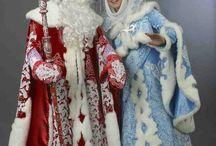костюмы новогодние
