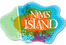 Nim's Island reading fun