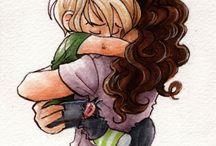 Draco & Hermione ^*^