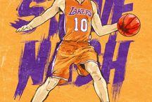LA Lakers™ / by Elijah Blanchard